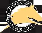 Logo Parelli Professional